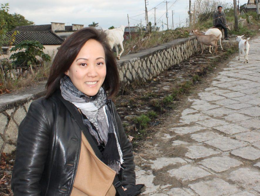 Dr. Nellie Chu (04.2016-03.2017)